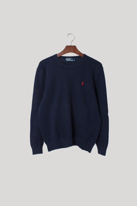 Polo by Ralph Lauren Cotton knit (S)