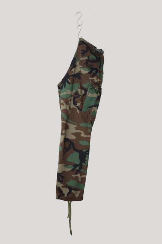 90s Woodland BDU Combat Trousers (S-R)