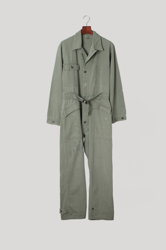 40s U.S Army M-43 HBT Coverall (40R)