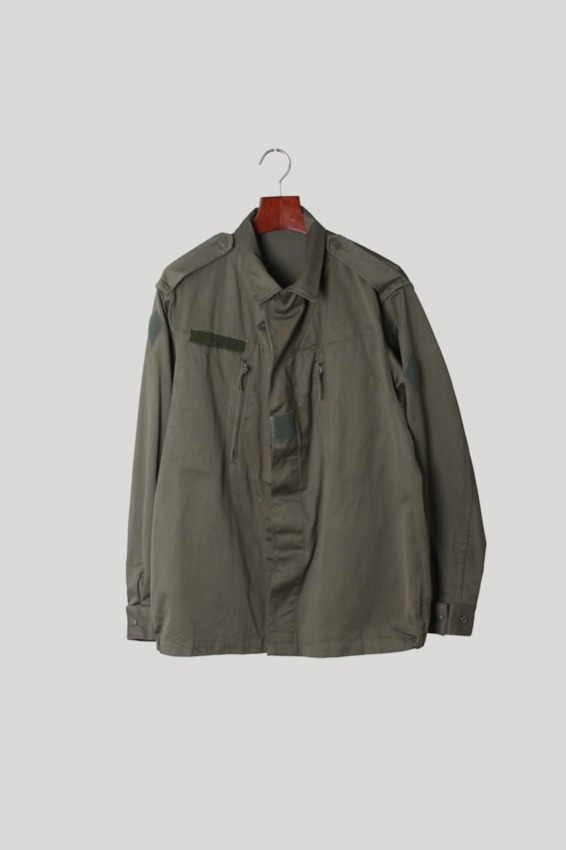 80s French Army F2 Light Weight Jacket