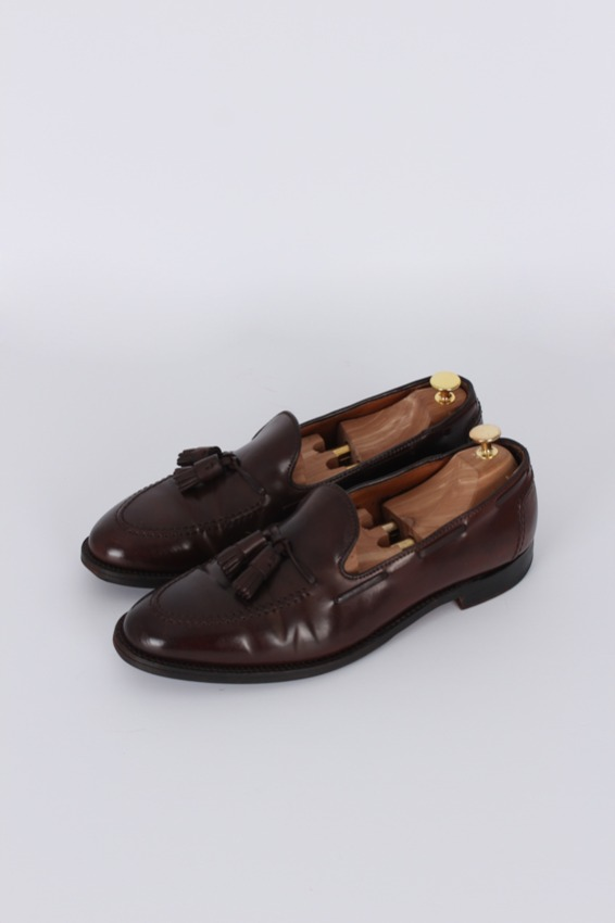 Alden For Brooks Brothers Tassel Loafer us11 1/2