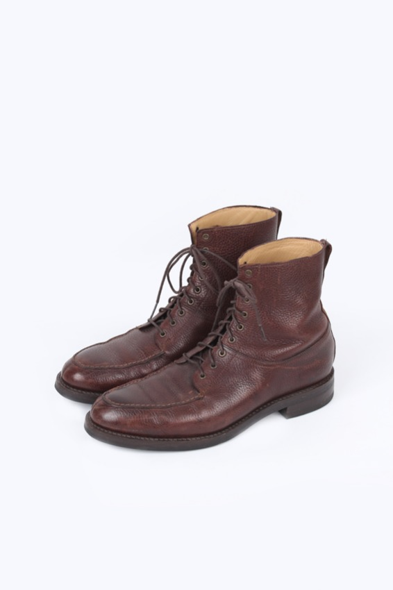Brooks Brothers U-Tip Boots