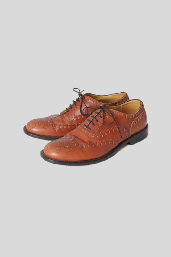 Orenzo Banfi Special Edition Wingtip shoes (7)