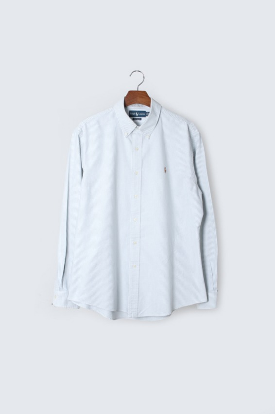 Ralph Lauren 'Custom Fit' Oxford Shirts (XL)