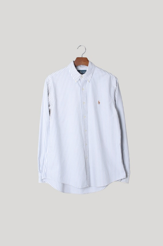 Ralph Lauren 'Custom Fit' Oxford Shirts (L/G)