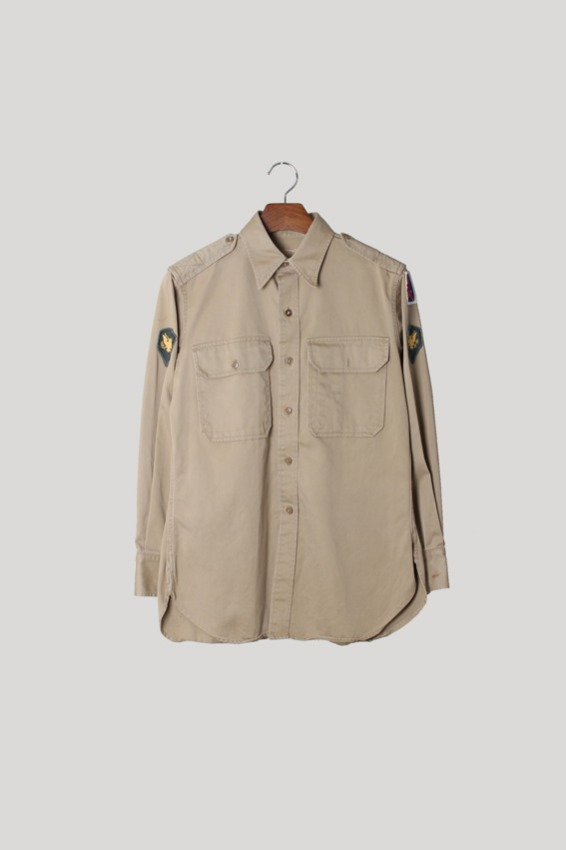 60s US Army Officer Shirt (15x32)