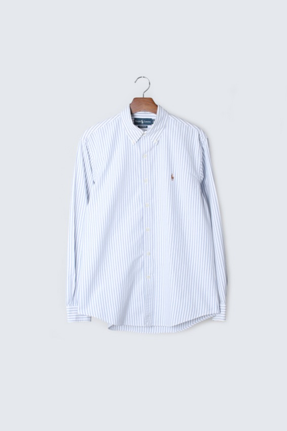 Ralph Lauren 'Custom Fit' Oxford Shirts (L)