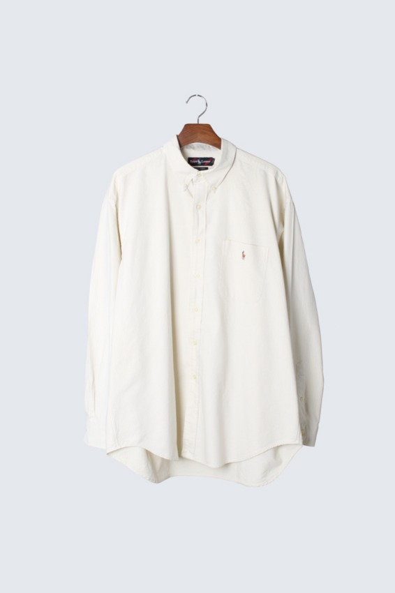 Ralph Lauren 'BIG SHIRT' Oxford Shirts (XL)