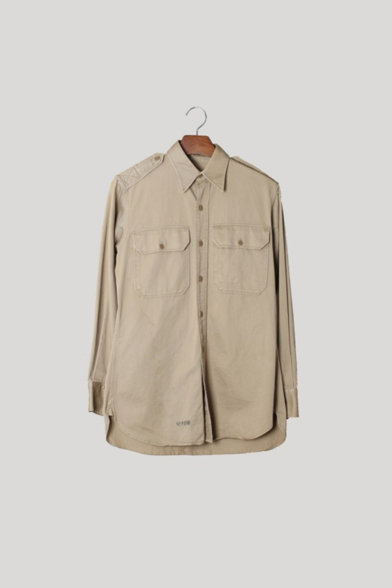 40s US Army Officer Shirt