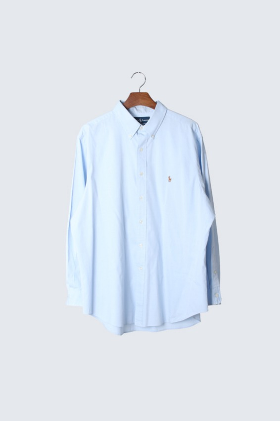 Polo Ralph Lauren 'Classic Fit' Pinpoint Oxford Shirts (17 1/2-35)