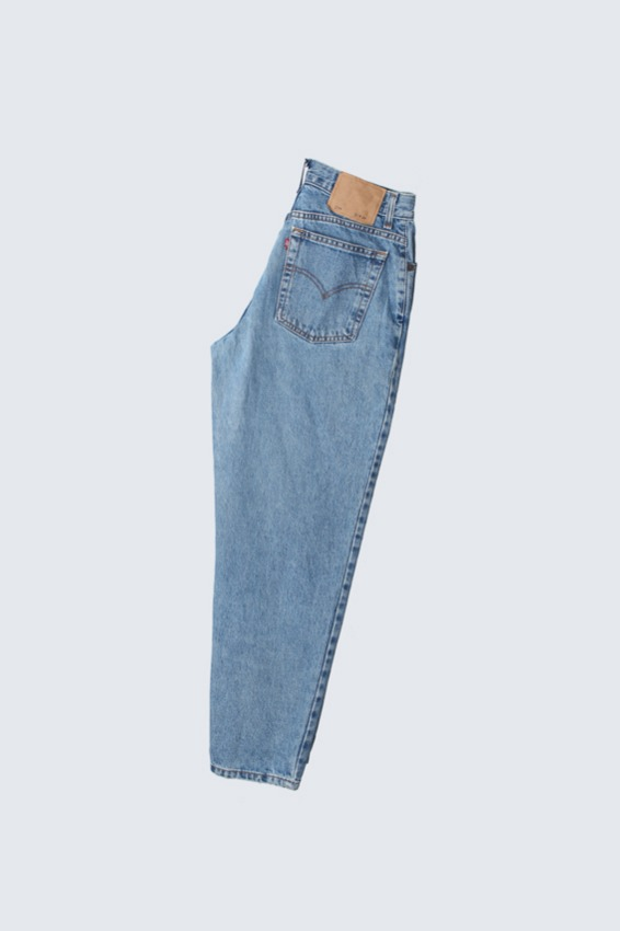 90s Levis 550 Denim Pants (31x30)