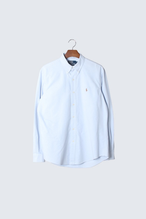 Polo Ralph Lauren 'Custom Fit' Oxford Shirts (L)